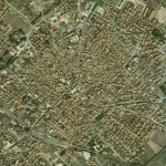 Foto dal satellite